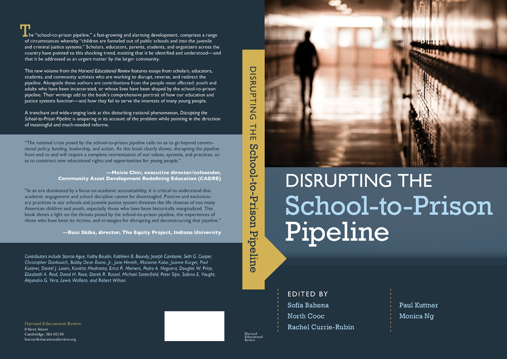 Pipeline To Prison Special Education >> Disrupting The School To Prison Pipeline