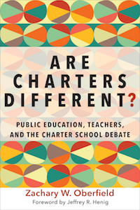 Are Charters Different?