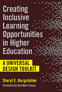 Creating Inclusive Learning Opportunities in Higher Education