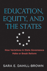 Education, Equity, and the States
