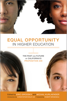 Equal Opportunity in Higher Education