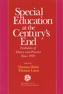 Special Education at the Century's End