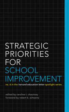 Strategic Priorities for School Improvement