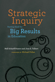 Book jacket for Strategic Inquiry