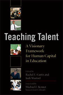 Teaching Talent
