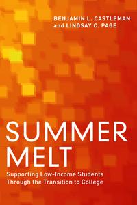 Summer Melt book cover