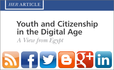 Youth and Citizenship in the Digital Age